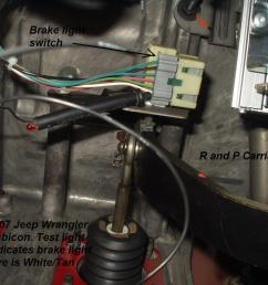 2007 jeep wrangler truck brake controller installation instructions rh needatrailer com electric trailer brake wiring diagrams jeep commander trailer brake  [ 1024 x 768 Pixel ]