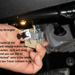 2006 Jeep Liberty Trailer Wiring Diagram 6 Ohm Subwoofer Diagrams 2013 Wrangler Truck Brake Controller Installation Instructions