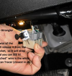 2013 jeep wrangler truck brake controller installation instructions 2013 jeep wrangler hitch wiring [ 1600 x 1200 Pixel ]