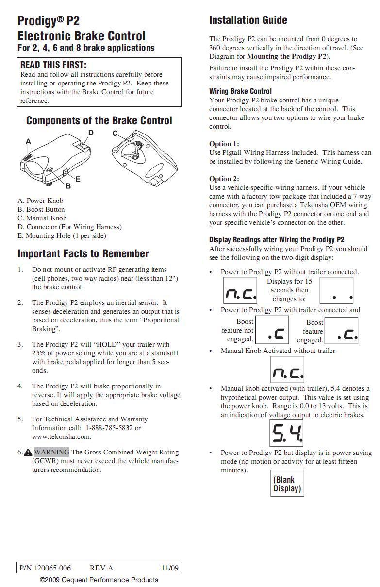 hight resolution of tekonsha sentinel brake controller wiring fantastic sentinel electric trailer brake controller wiring diagram rh