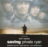 Saving Private Ryan movie poster art