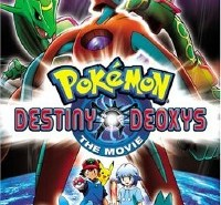 Pokemon: Destiny Deoxys: The Movie DVD