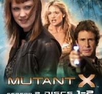 Mutant X: Season 2, Set 1 DVD