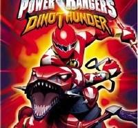 Power Rangers: Dino Thunder, Vol. 2: Legacy of Power DVD