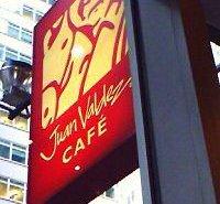 Juan Valdez Cafe in New York City