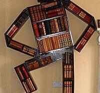 Bookman bookshelf