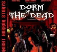 Dorm of the Dead DVD cover art