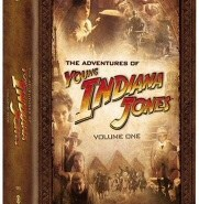 The Adventures of Young Indiana Jones Vol. 1 DVD