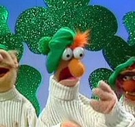 Beaker sings on St. Patrick's Day!