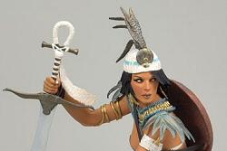 Warrior Isis