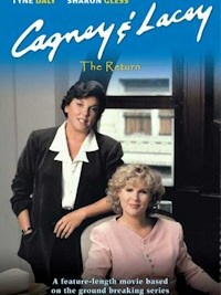 Cagney & Lacey: The Return DVD cover