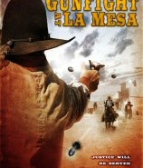 Gunfight at La Mesa DVD Cover Art