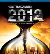 Nostradamus 2012 Blu-ray Cover Art