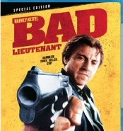 Bad Lieutenant Blu-ray Cover Art