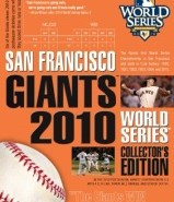 San Francisco Giants 2010 World Series Collector's Edition DVD
