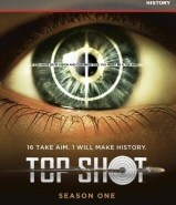 Top Shot: The Complete Season One DVD