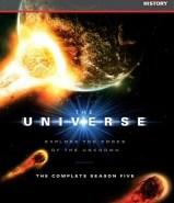 Universe Season 5 DVD