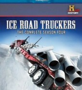 Ice Road Truckers: The Complete Season Four Blu-Ray