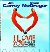 I Love You Phillip Morris Blu-Ray