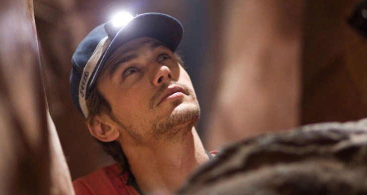 James Franco in 127 Hours