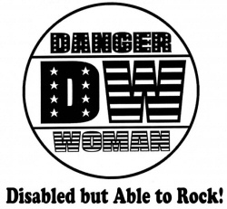 Disabled But Able to Rock: Danger Woman