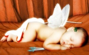 Cupid Caught Napping