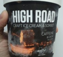 High Road Craft Caffeine and Cacao Ice Cream