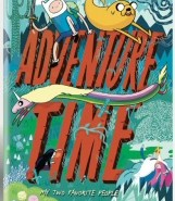 Adventure Time: My Two Favorite People DVD