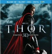 Thor 3D Blu-Ray