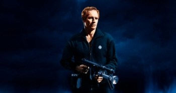 Charlton Heston in The Omega Man