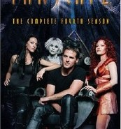 Farscape: The Complete Fourth Season DVD