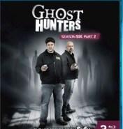 Ghost Hunters Season 6, Part 2 Blu-Ray