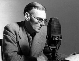 BBC announcer