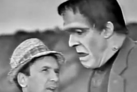 Herman Munster PSA