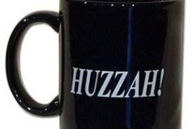Huzzah Mug