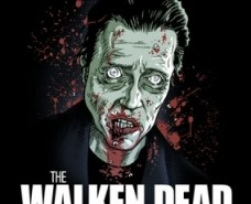Walken Dead Tshirt Bordello