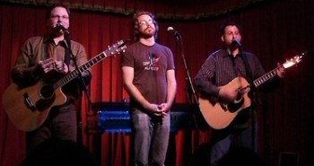 Paul, Jonathan Coulton and Storm