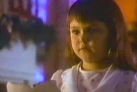 Polaroid Christmas commercial