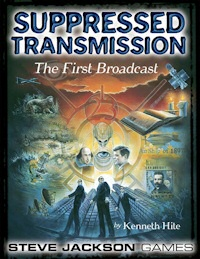Suppressed Transmission 1 book cover