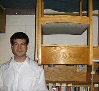 Upside Down Dorm Room Prank