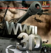 WWII in 3D Blu-Ray