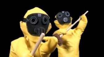 Sci-Fi Janitors