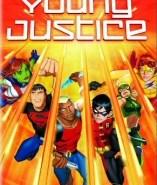 Young Justice Season 1, Vol. 3 DVD