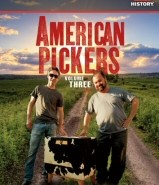 American Pickers Vol. 3 DVD