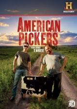 American Pickers Vol. 3 DVD
