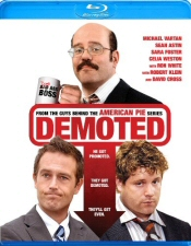 Demoted Blu-Ray