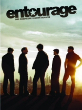 Entourage Season 8 DVD