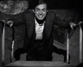 Dwight Frye as Renfield in Dracula