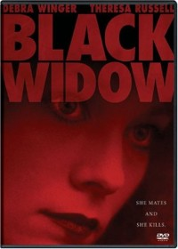Black Widow DVD