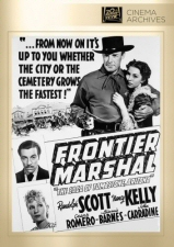 Frontier Marshal (Fox Cinema Archives) DVD